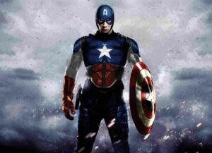 Captain America Dub 着信音 - Japanringtones